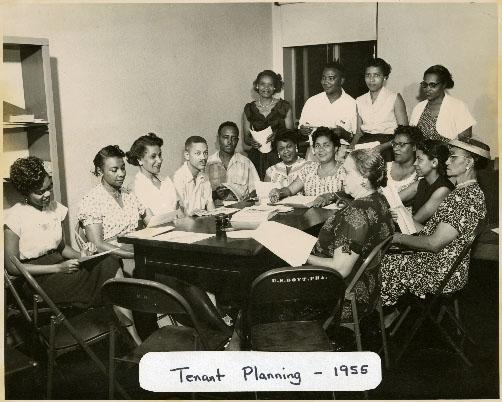 Tenant planning