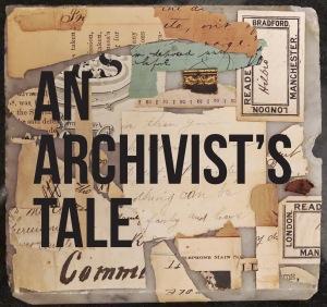 an archivist's tale logo (2018-02)