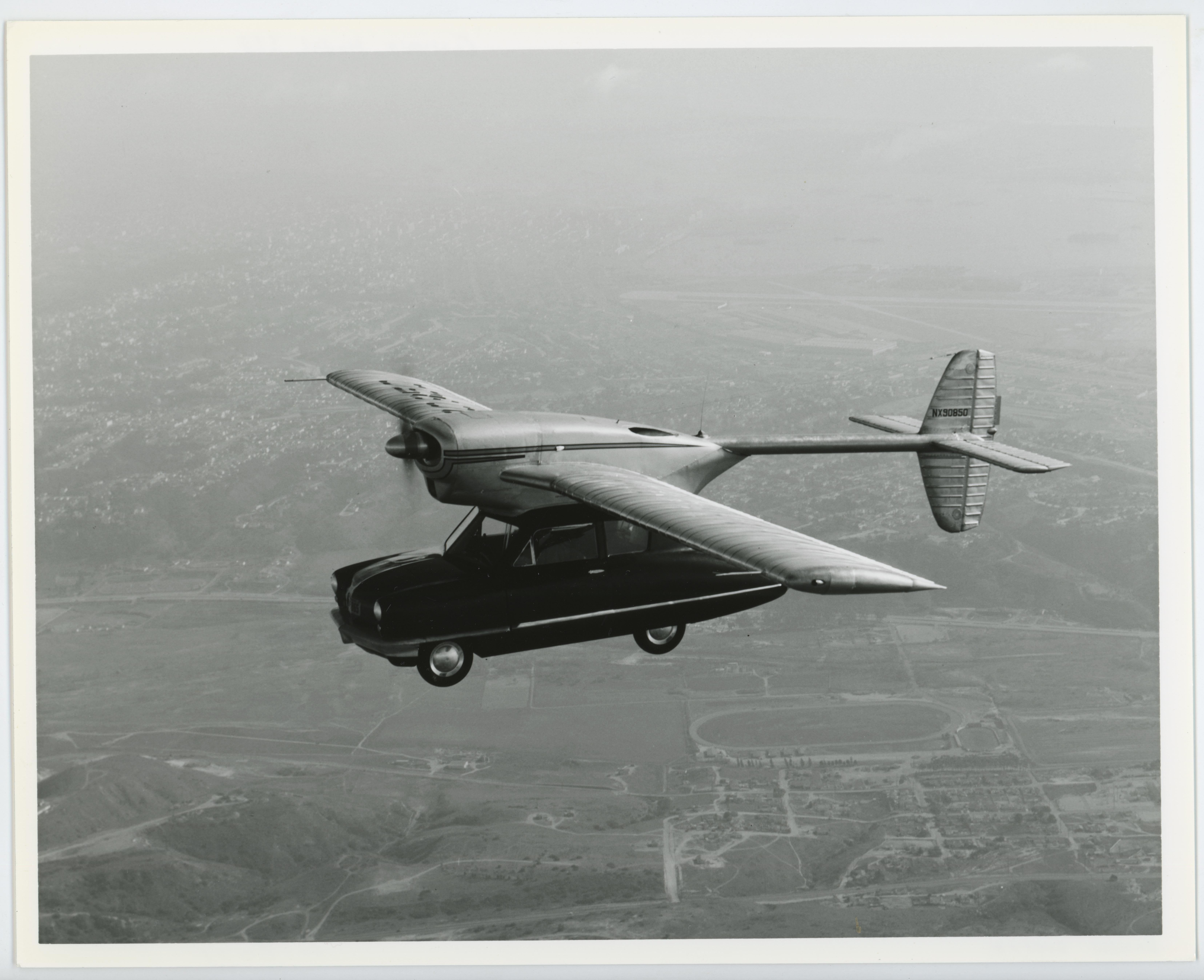 [Convair (Theodore P. Hall) 118 Convaircar]