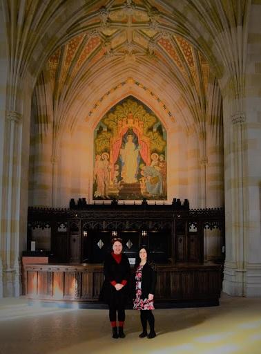 2. Jessica Quagliaroli -Meral Ekincioglu-Yale University